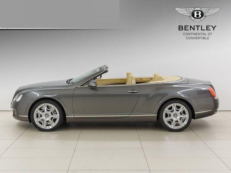 Bentley CONTINENTAL GTC W12 Gris occasion à BEAUPUY - photo n°9