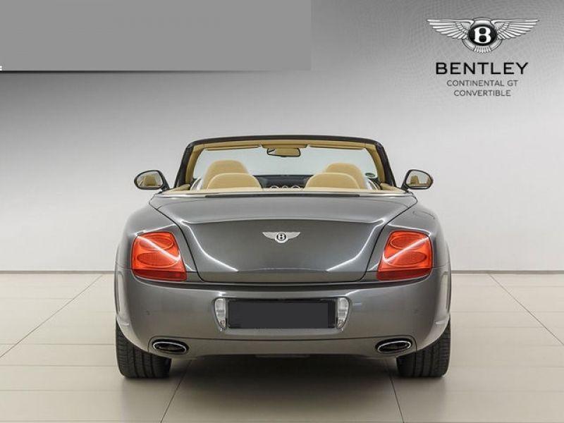 Bentley CONTINENTAL GTC W12 Gris occasion à BEAUPUY - photo n°7