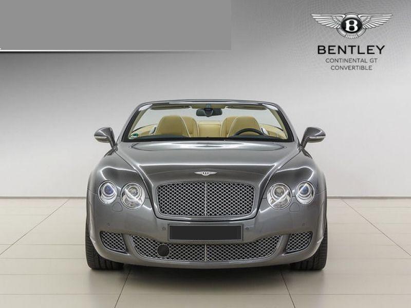 Bentley CONTINENTAL GTC W12 Gris occasion à BEAUPUY - photo n°6