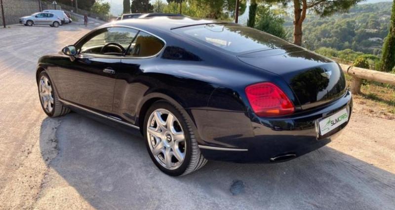 Bentley Continental 6.0  occasion à MOUGINS - photo n°5