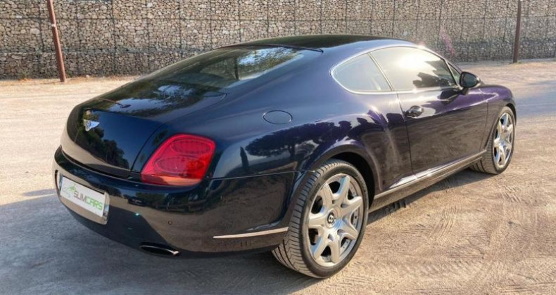 Bentley Continental 6.0  occasion à MOUGINS - photo n°3