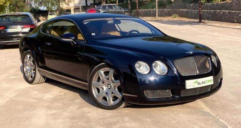 Bentley Continental 6.0  occasion à MOUGINS - photo n°2
