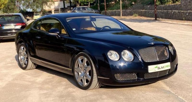 Bentley Continental 6.0  occasion à MOUGINS