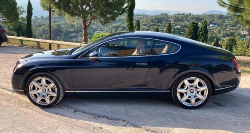 Bentley Continental 6.0  occasion à MOUGINS - photo n°7