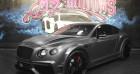Bentley Continental GT V8 ONYX Gris 2016 - annonce de voiture en vente sur Auto Sélection.com