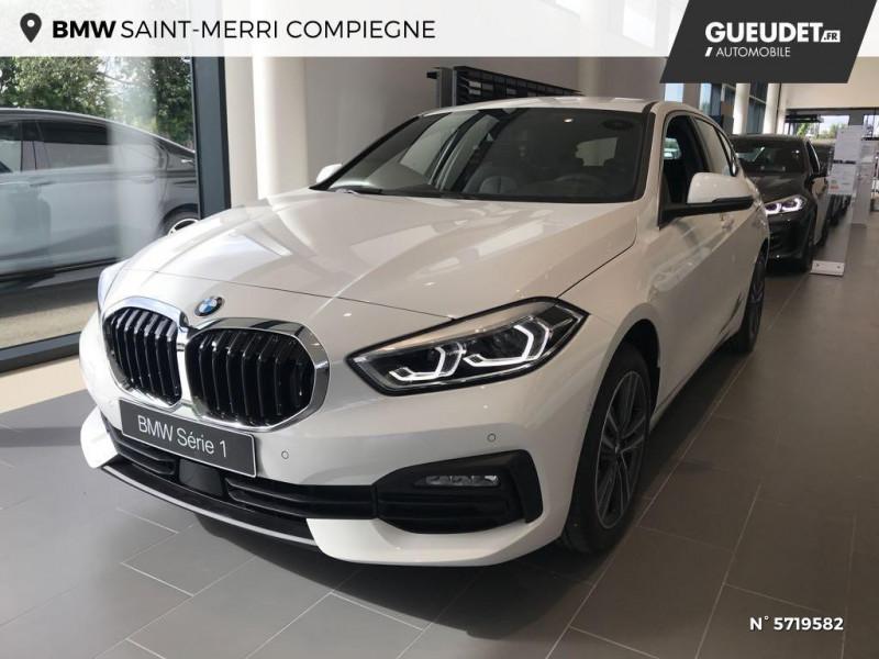 Bmw 116 (F40) 116D 116 BUSINESS DESIGN DKG7 Blanc occasion à Compiègne