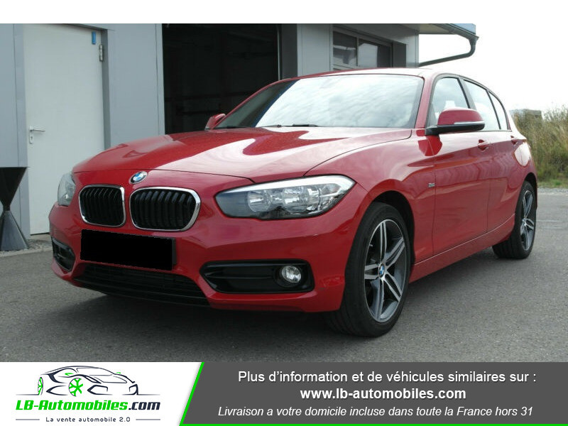 Bmw 116 116 i 109 Rouge occasion à Beaupuy - photo n°5