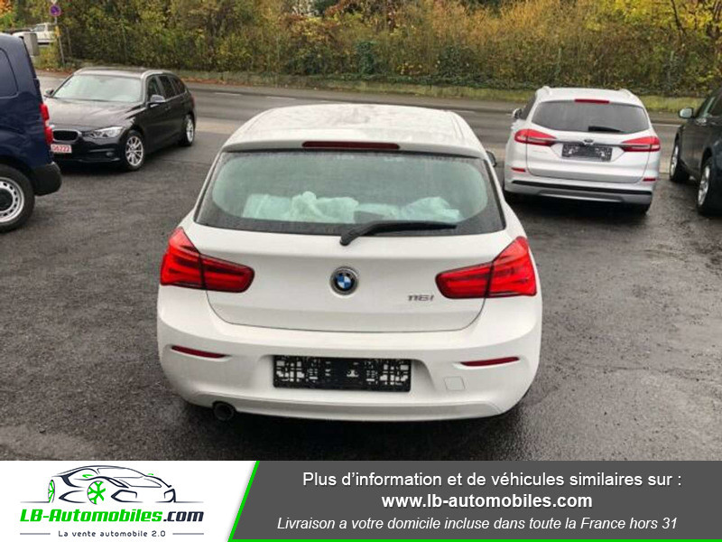 Bmw 116 116 i 109 Blanc occasion à Beaupuy - photo n°10