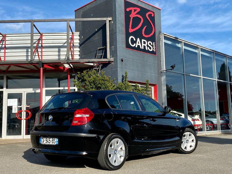 Bmw 116 116d 115ch Edition 5p Noir occasion à Castelmaurou - photo n°2