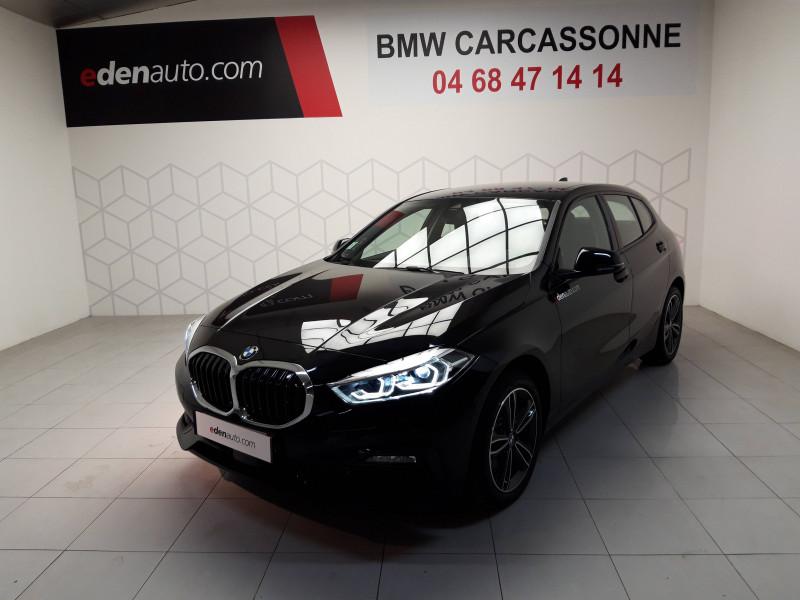 Bmw 116 116d 116 ch DKG7 Edition Sport 5p Noir occasion à Carcassonne