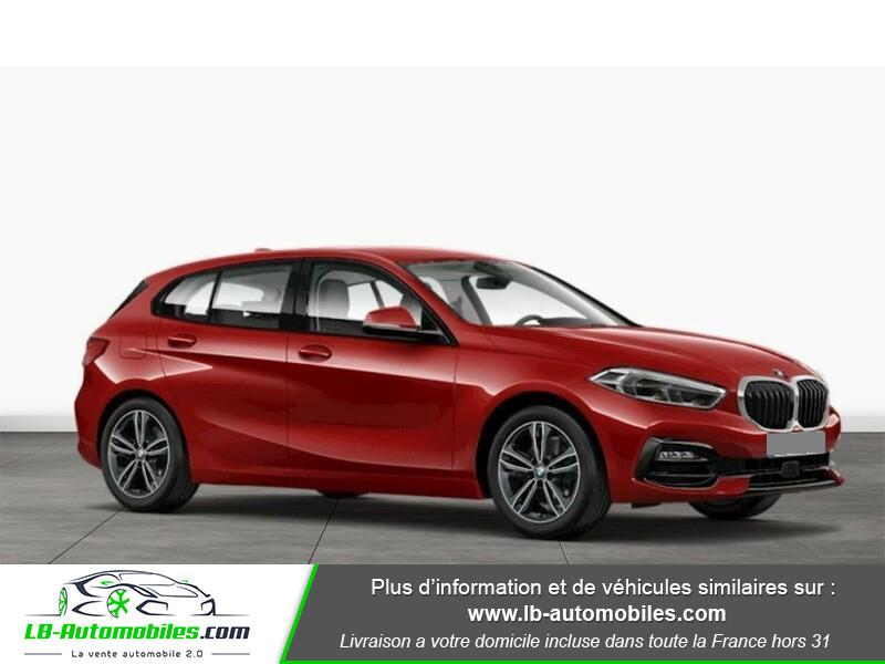 Bmw 116 116d 116ch F40 Rouge occasion à Beaupuy - photo n°6