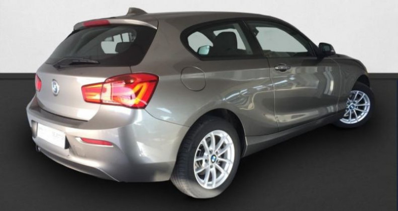 Bmw 116 116i 109ch Premiere 3p  occasion à Chavelot - photo n°3