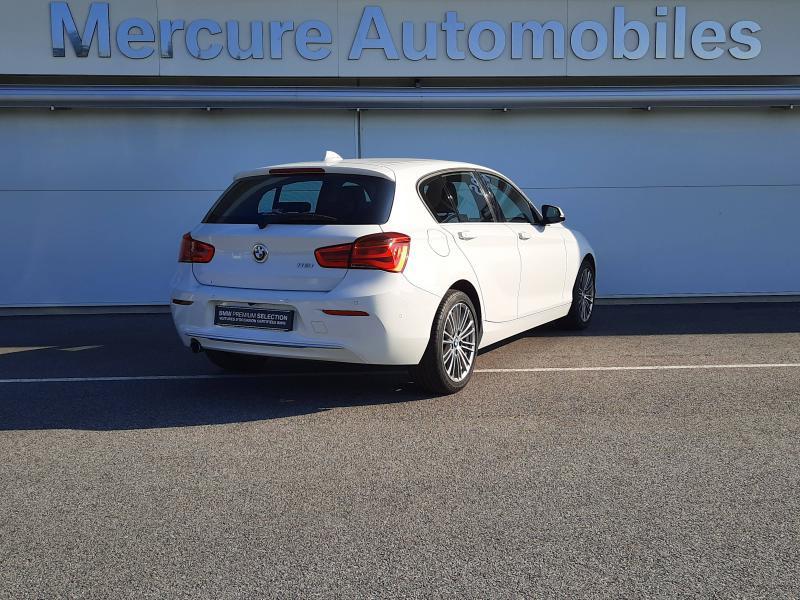 Bmw 116 116i 109ch UrbanChic 5p Blanc occasion à Valframbert - photo n°5