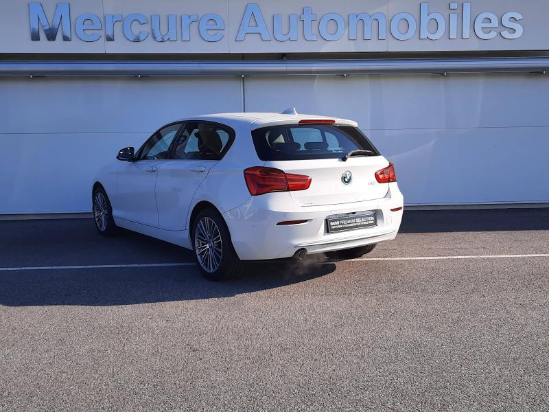 Bmw 116 116i 109ch UrbanChic 5p Blanc occasion à Valframbert - photo n°3