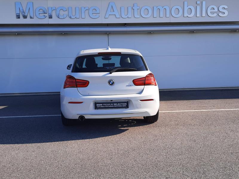 Bmw 116 116i 109ch UrbanChic 5p Blanc occasion à Valframbert - photo n°4
