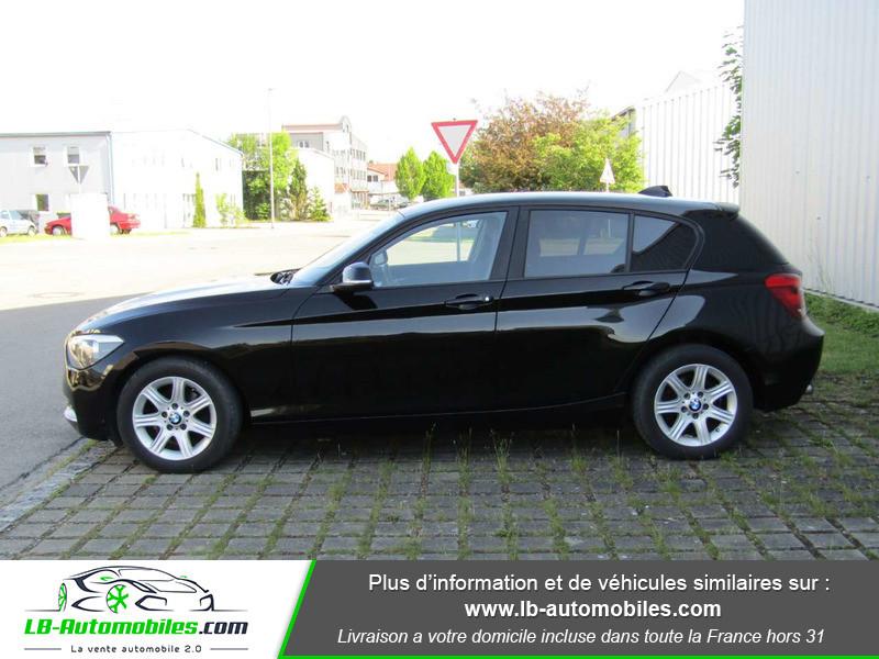 Bmw 116 116i 136ch Noir occasion à Beaupuy - photo n°9