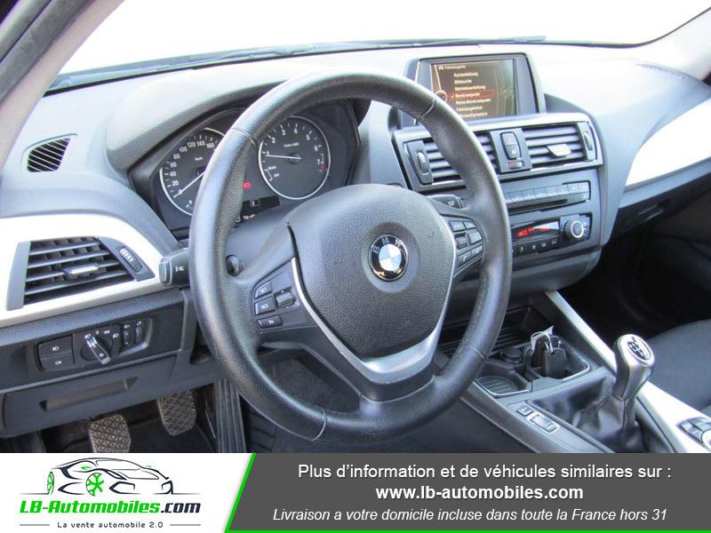 Bmw 116 116i 136ch Noir occasion à Beaupuy - photo n°6