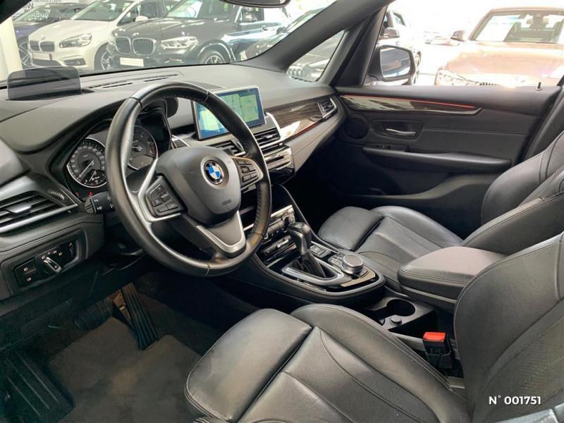 Bmw 116 216dA 116ch Luxury DKG7 Gris occasion à Beauvais - photo n°4