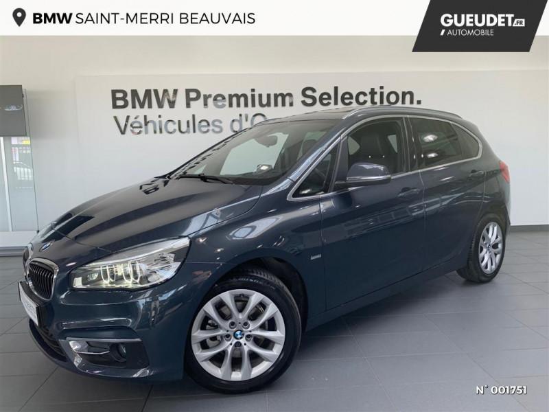 Bmw 116 216dA 116ch Luxury DKG7 Gris occasion à Beauvais