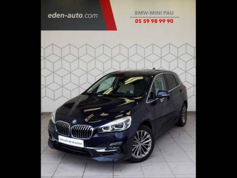 Bmw 116 Active Tourer 216d 116 ch DKG7 Luxury 5p  occasion à Lescar
