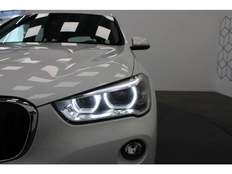 Bmw 116 F48 sDrive 16d 116 ch Business Design Blanc occasion à Lescar - photo n°18