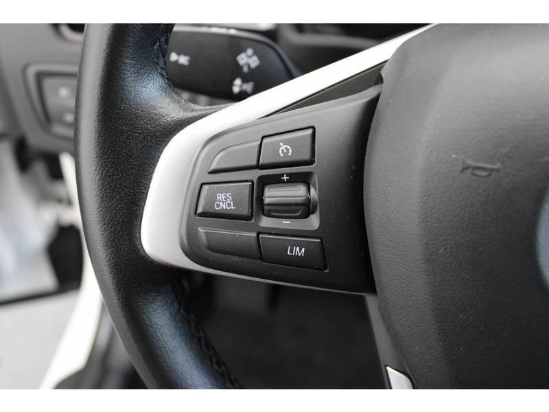 Bmw 116 F48 sDrive 16d 116 ch Business Design Blanc occasion à Lescar - photo n°15