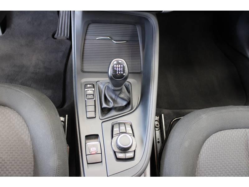 Bmw 116 F48 sDrive 16d 116 ch Business Design Noir occasion à Lescar - photo n°10