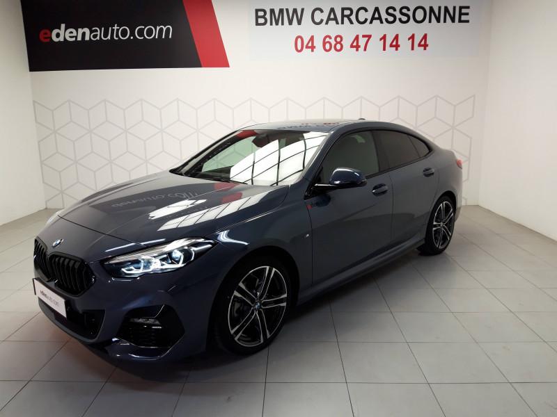 Bmw 116 Gran Coupé 216d 116 ch DKG7 M Sport 4p Gris occasion à Carcassonne