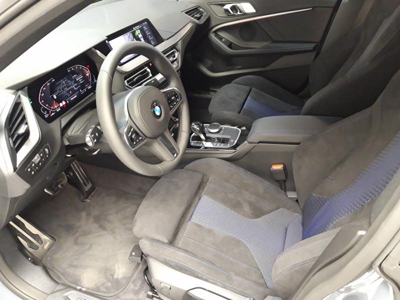 Bmw 116 Gran Coupé 216d 116 ch DKG7 M Sport 4p Gris occasion à Carcassonne - photo n°4