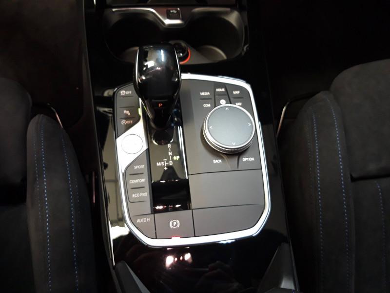 Bmw 116 Gran Coupé 216d 116 ch DKG7 M Sport 4p Gris occasion à Carcassonne - photo n°13