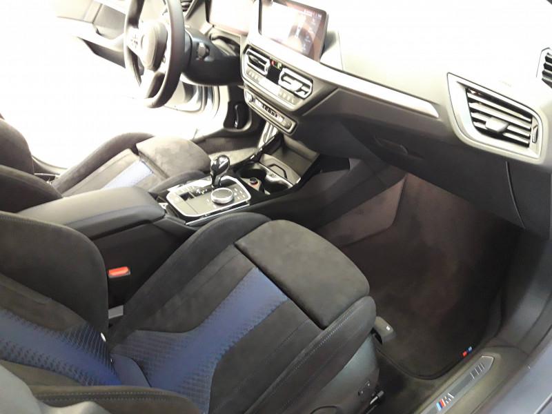 Bmw 116 Gran Coupé 216d 116 ch DKG7 M Sport 4p Gris occasion à Carcassonne - photo n°8