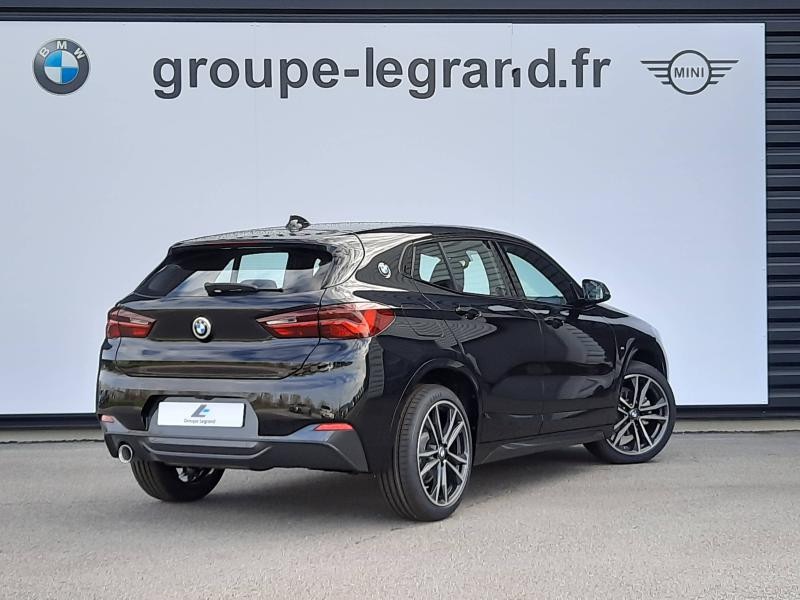 Bmw 116 sDrive16d 116ch M Sport Euro6d-T Noir occasion à Valframbert - photo n°3