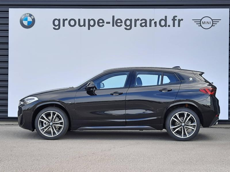 Bmw 116 sDrive16d 116ch M Sport Euro6d-T Noir occasion à Valframbert - photo n°2
