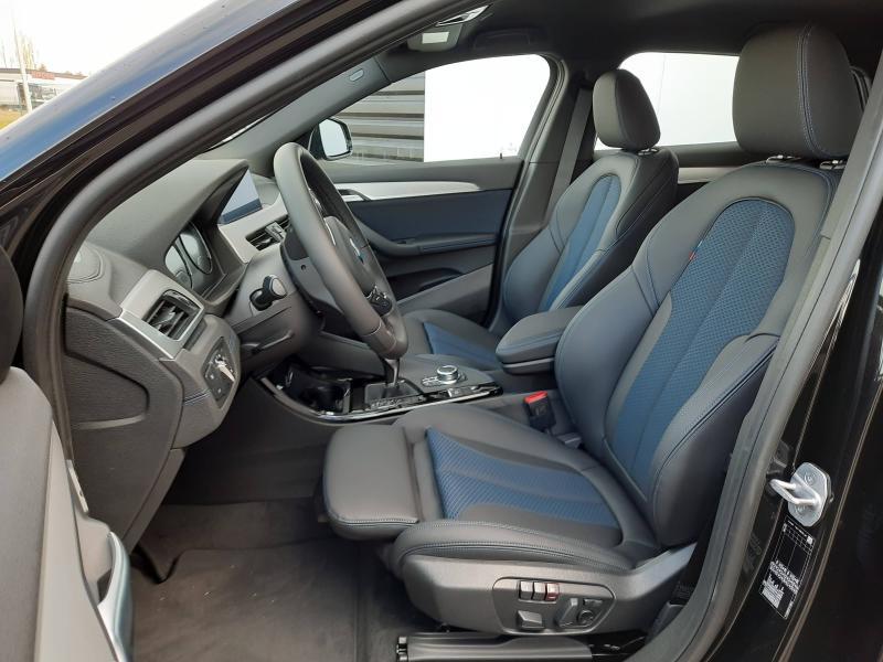Bmw 116 sDrive16d 116ch M Sport Euro6d-T Noir occasion à Valframbert - photo n°8