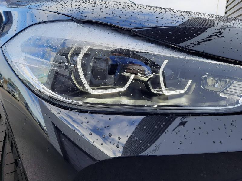 Bmw 116 sDrive16d 116ch M Sport Euro6d-T Noir occasion à Valframbert - photo n°6