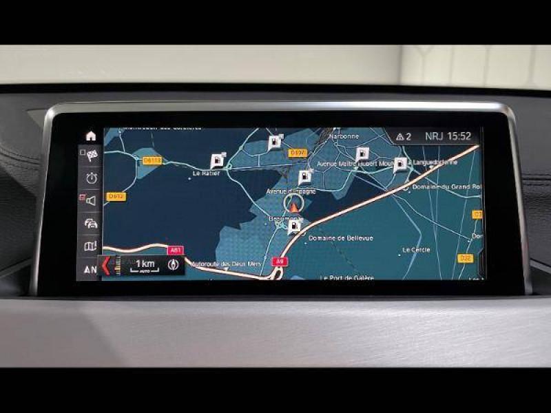 Bmw 116 X1 sDrive 16d 116 ch DKG7 xLine 5p Gris occasion à Narbonne - photo n°16