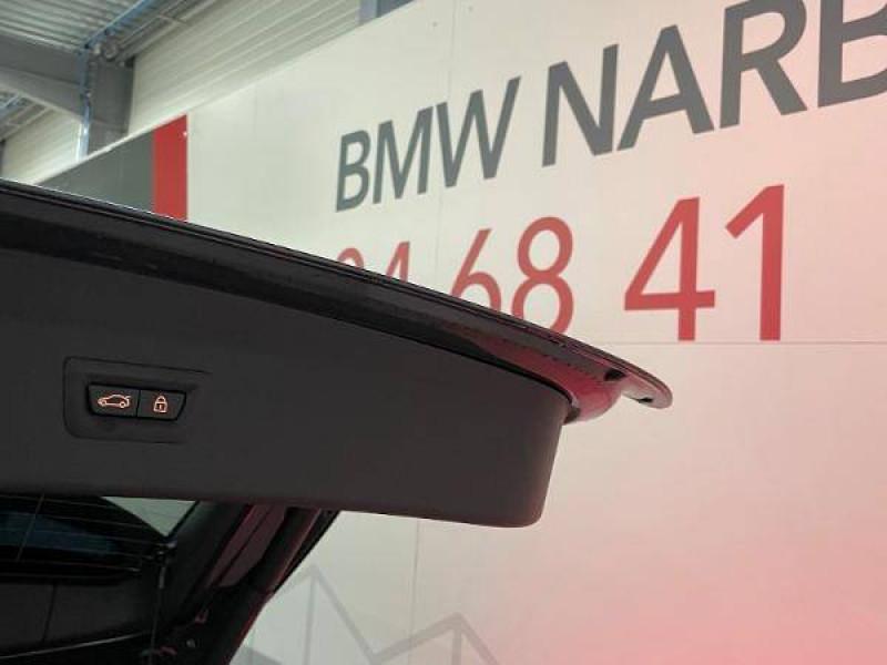 Bmw 116 X1 sDrive 16d 116 ch DKG7 xLine 5p Gris occasion à Narbonne - photo n°8