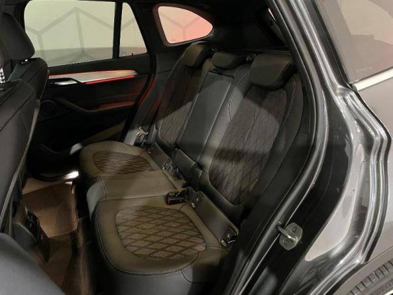 Bmw 116 X1 sDrive 16d 116 ch DKG7 xLine 5p Gris occasion à Narbonne - photo n°10