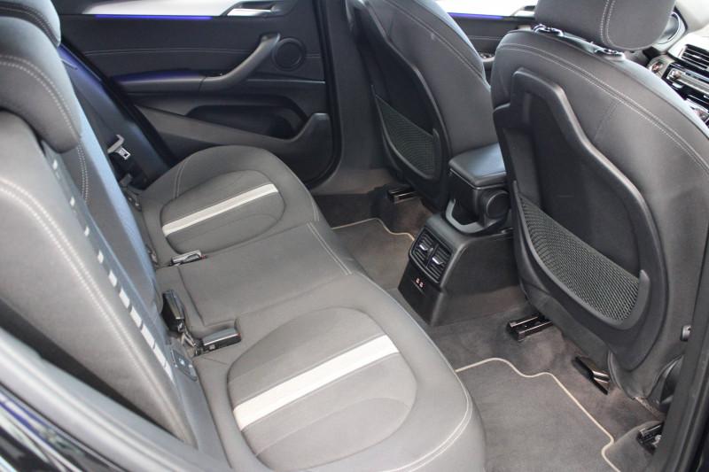 Bmw 116 X2 sDrive 16d 116 ch DKG7 Lounge 5p Noir occasion à Lescar - photo n°18