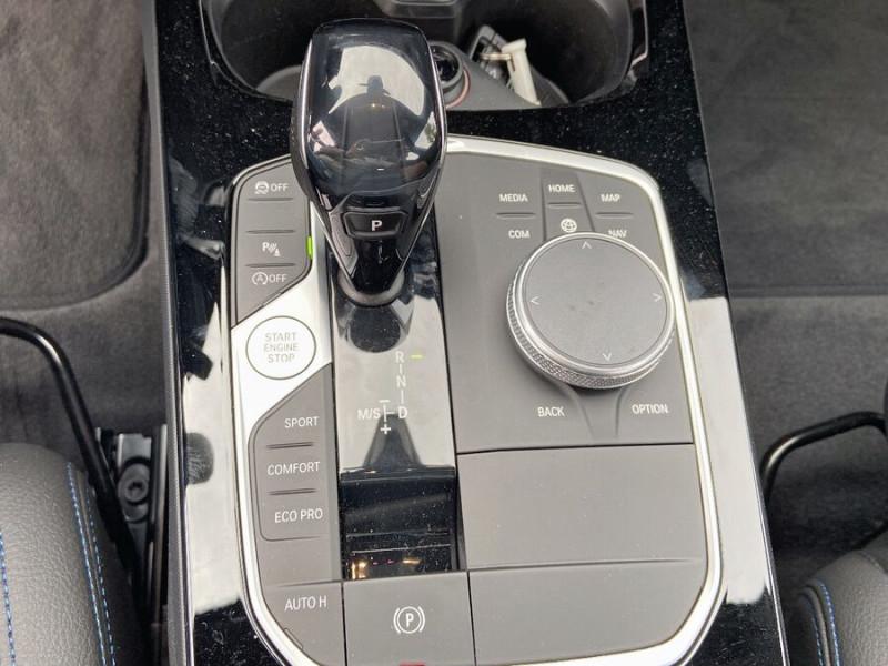 Bmw 118 (F40) 118D 150 BVA8 MSPORT GPS Full LED Gtie. 3ans Noir occasion à Carcassonne - photo n°16
