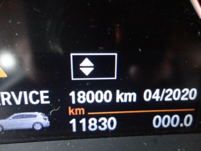 Bmw 118 118 i Blanc occasion à Beaupuy - photo n°6