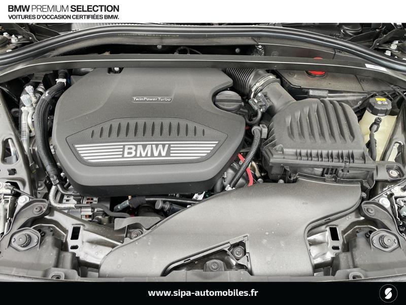 Bmw 118 118dA 150ch M Sport 8cv Noir occasion à Montauban - photo n°13