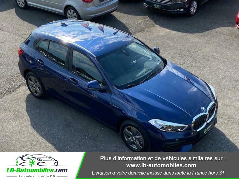Bmw 118 118i 136 ch Bleu occasion à Beaupuy - photo n°4