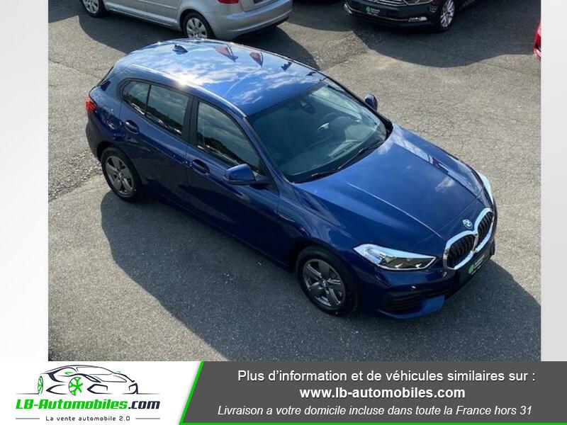 Bmw 118 118i 136 ch Bleu occasion à Beaupuy - photo n°11