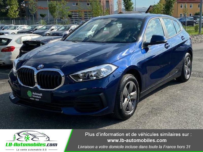 Bmw 118 118i 136 ch Bleu occasion à Beaupuy