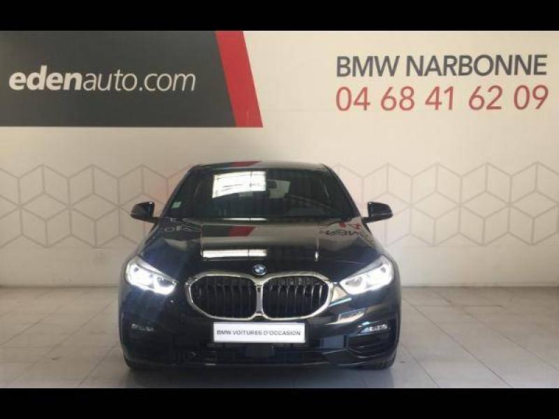 Bmw 118 118i 140 ch DKG7 Edition Sport 5p Noir occasion à Narbonne - photo n°13