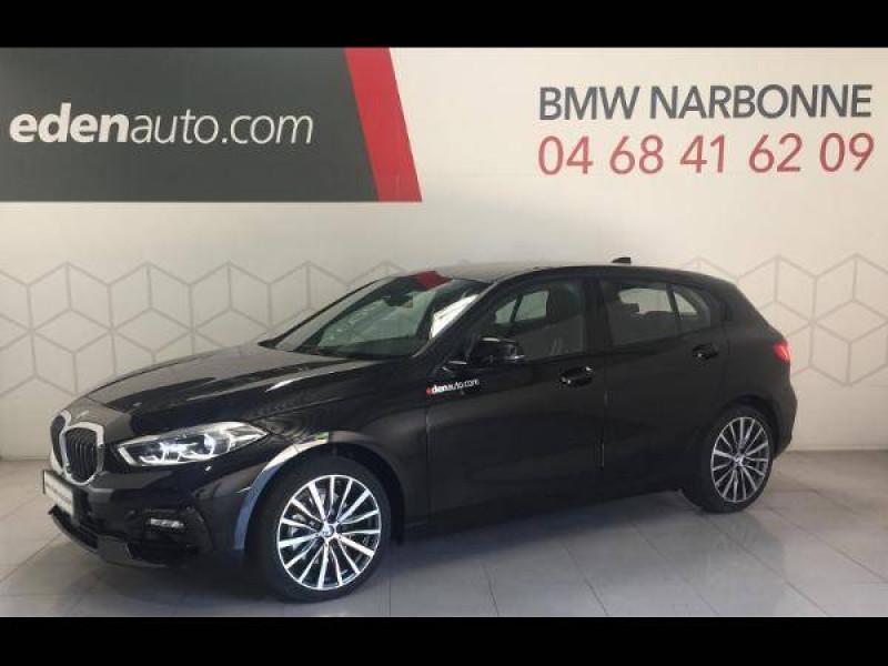 Bmw 118 118i 140 ch DKG7 Edition Sport 5p Noir occasion à Narbonne