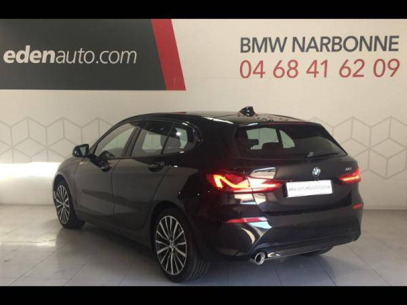 Bmw 118 118i 140 ch DKG7 Edition Sport 5p Noir occasion à Narbonne - photo n°14