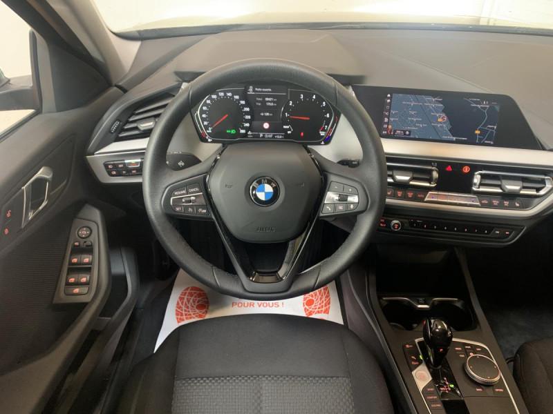 Bmw 118 BMW 118iA 136 ch EXCECUTIVE + CAMERA Noir occasion à Labège - photo n°7