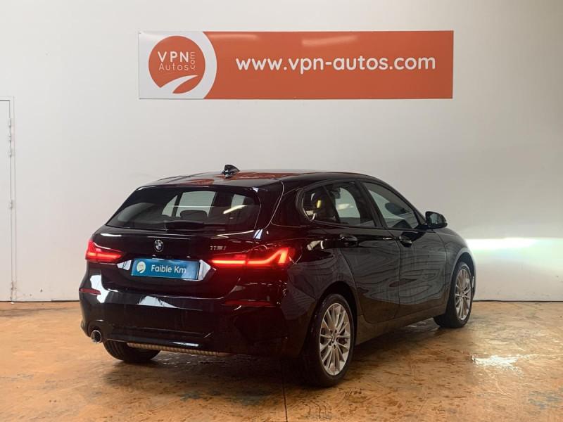 Bmw 118 BMW 118iA 136 ch EXCECUTIVE + CAMERA Noir occasion à Labège - photo n°3